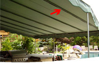 Velcro Rafter Covers