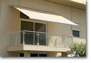 Sunselect Retractable Awning